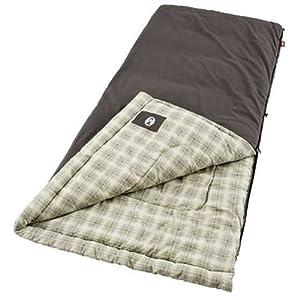 Coleman Heritage Big And Tall Adult Sleeping Bag