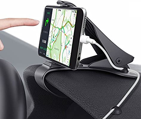 Image result for Universal Car Phone Clip Holder