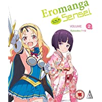 Eromanga Sensei Part 2 BLU-RAY
