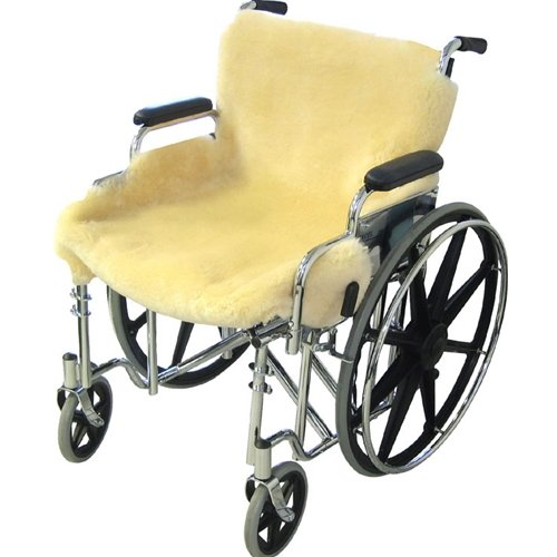 Amazon Sheepskin 110 Wheelchair Seat Cover Health Personal – Wheel Chair Covers