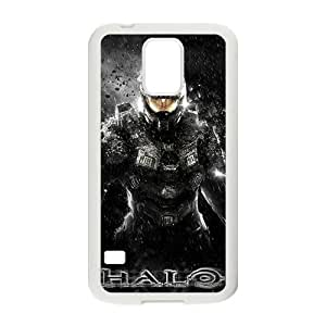 Happy Halo 4 Cell Phone Case for Samsung Galaxy S5