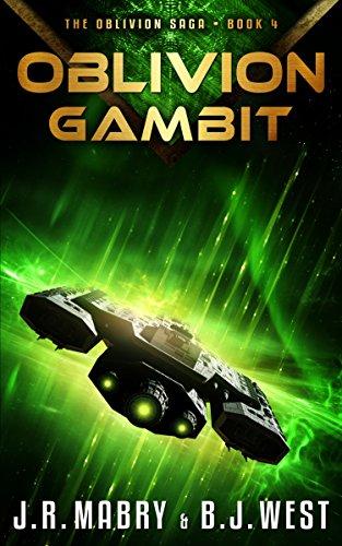 Oblivion Gambit (The Oblivion Saga Book 4)