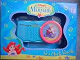 : The Little Mermaid Sea Clock Radio
