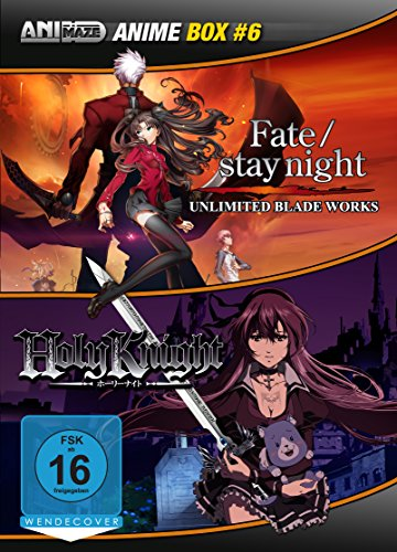 Anime Box 6 Fate/Stay Night, Holy Knight
