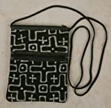 Mud Cloth Passport Bag, From Mali, Bags Central