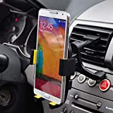 Auto Lock 360° Car Air Vent Mount Cradle Holder Stand for Mobile Cell Phone GPS