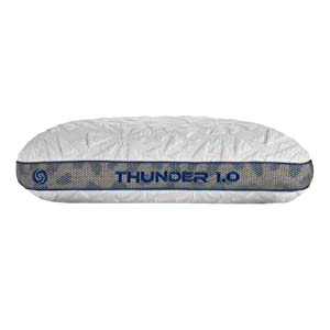 BEDGEAR Storm Series Thunder 1.0 Performance Pillow, Cool to The Touch, Increased Air Flow, Dual Comfort, Alleviates Pressure