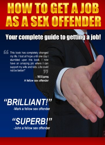 Jobs working with sex offenders
