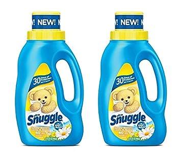 4ae65e4a94 Amazon.com  Snuggle Liquid Fabric Softener with Fresh Release ...