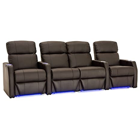 Collections Of Sienna Leather Reclining Loveseat