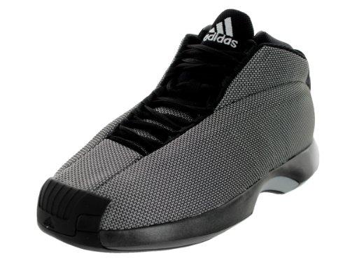 adidas Performance Herren Crazy 1 Basketballschuh Schwarz