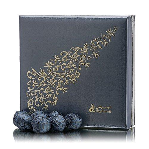 Asgharali DEBAAJ MUSTABARAQ 300gms - Shay Oud, Floral, Woody, Oriental Incense Limited Edition Bakhoor by Asgharali (Image #3)
