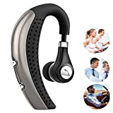 Bluetooth Headphones GXGUS bluetooth headset V4.0 wireless headset Sweatproof In-Ear Headset with Mic, Secure Fit for Sports,Working,Driving