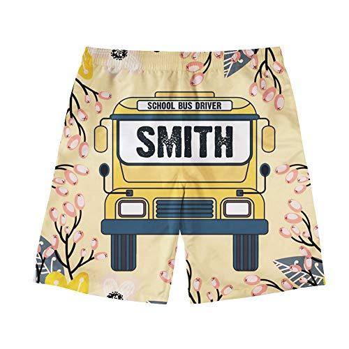 Pantaloncini School Bus Nopersonality 3 Uomo dxwPPgEO