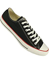 Tênis Converse Chuck Taylor - Masculino - Preto Vermelho d597547cf90c3
