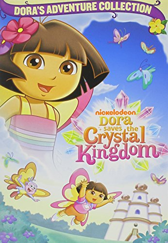 Dora the Explorer: Dora Saves the Crystal Kingdom (Dora Crystal Kingdom compare prices)