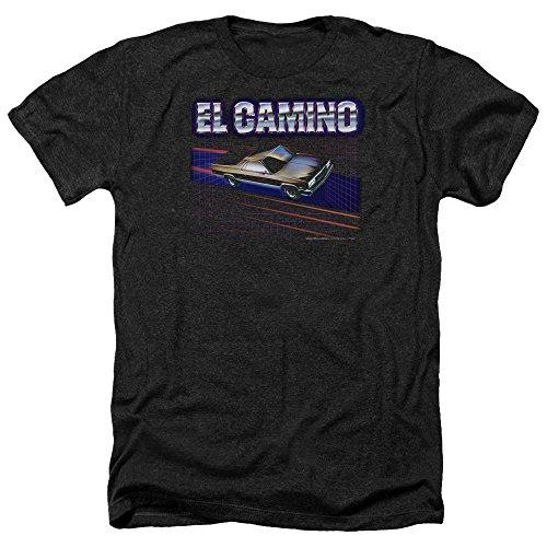 Chevy- El Camino Dash T-Shirt Size M
