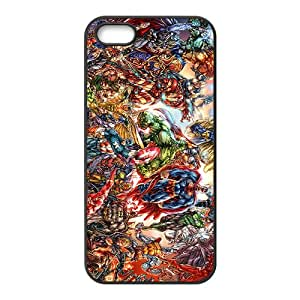 Marvel super hero Phone Case for iPhone 5S Case