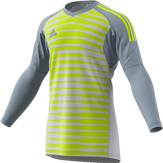 Adidas AdiPro 19 Short Sleeve Goalkeeper Jersey (Semi Solar Red)