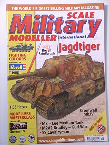 Scale Military Modeller International Magazine Vol.39 Issue #461 August 2009 ()