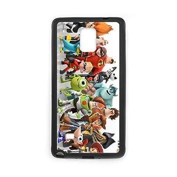 Disney Infinity Samsung Galaxy Note 4 Cell Phone Case Black ...