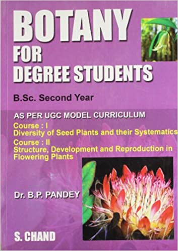 Bsc botany books free download