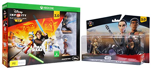 Disney Infinity 3.0 - Star Wars Starter Pack + Force Awakens Playset (Xbox One)