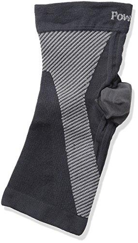 Powerstep PF Sleeve Walking Shoe Gray Small (Footwear Light Bone)
