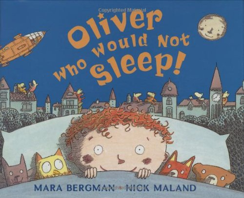 Oliver Who Would Not Sleep pdf