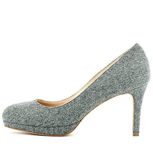 Shoesbianca Evita Alla Grau Caviglia Donna qXn8g1w