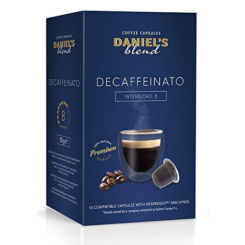 100 Cápsulas de Café Compatibles con Máquinas Nespresso