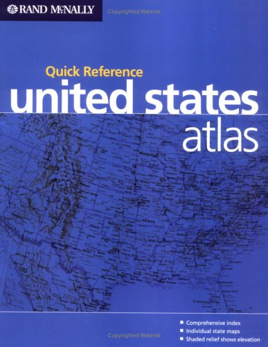 Quick Reference United States Atlas (Atlases - USA) PDF