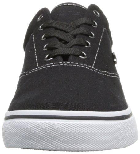 Mens Fashion White Lugz Sneaker Vet Mens Lugz Black New 4cqEz