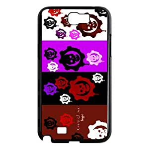 Samsung Galaxy Note 2 N7100 Phone Case for Skull pattern design
