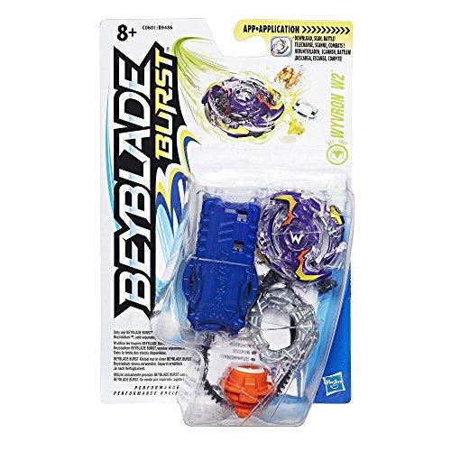 Beyblade Burst Single Spinning Top Wyvron Beyblade Burst Super Launcher Battle