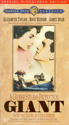 Used, Giant (Special Widescreen Edition) [VHS] for sale  Delivered anywhere in USA