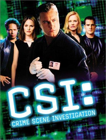 Csi Crime Scene Investigation 2001 - CSI -- Crime Scene Investigation : The Complete Second Season [DVD] [2001] [Region 1] [US Import] [NTSC]