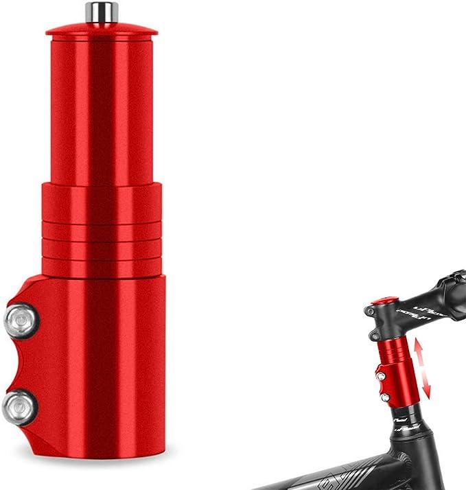per Mountain Bike da Strada Attacco Manubrio Riser del Manubrio della Bicicletta ad Angolo Regolabile di 120 /°