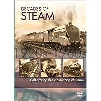 Decades of Steam - Box Set [DVD]
