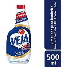 Limpador Banheiro X14 Tira Limo Refil 500 Ml, Veja
