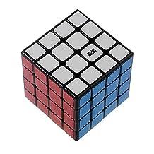 MoYu Mini AoSu Professional 4X4x4 Magic Puzzle Cube with Stickers Brain Teasers Black