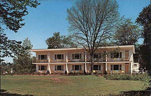 Evergreen Lodge at The Thompson House Windham, New York Original Vintage Postcard