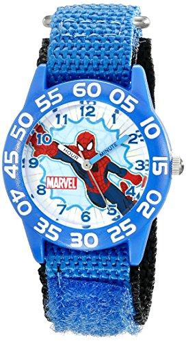 marvel-kids-w001717-spider-man-analog-display-analog-quartz-blue-watch