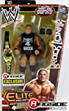"""HERE COMES THE PAIN"" BROCK LESNAR - RINGSIDE COLLECTIBLES ELITE FLASHBACK EXCLUSIVE MATTEL TOY WRESTLING ACTION FIGURE"