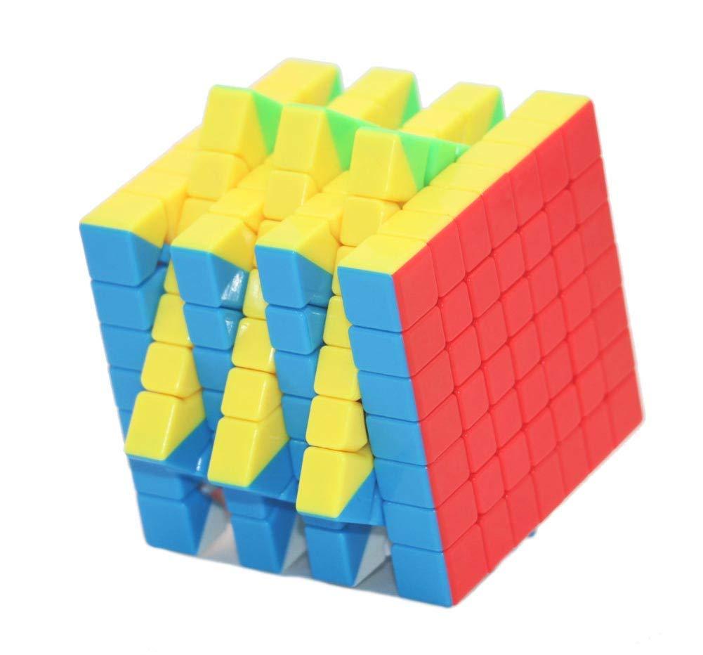 7x7x7 UNLOCKGIFT 2x2x2 bis 11x11x11 Magic Cube Speed Cube Stickerless Puzzle Spielzeug