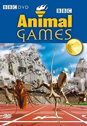 Image of: Horse Animal Games dvd Youtube Animal Games dvd Amazoncouk John Downer Dvd Bluray