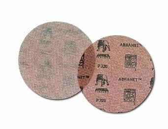Mirka Abranet discos de malla GRIP P80 Ø 150 mm (50 unidades)