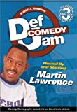 Def Comedy Jam: Best of Martin Lawrence,Volumes 1,3 And 6