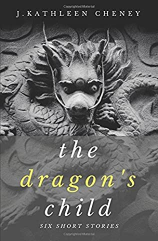 book cover of The Dragon\'s Child