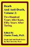 Death and Anti-Death, Charles Tandy, 0974347221